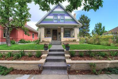 Single Family Home Sold: 3165 West 35th Avenue