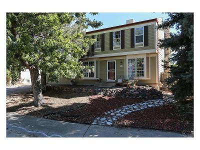 Aurora Single Family Home Active: 16774 East Villanova Circle