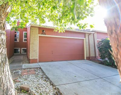 Littleton Condo/Townhouse Active: 2926 West Bryant Place