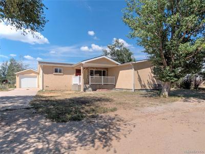 Simla CO Single Family Home Active: $225,000