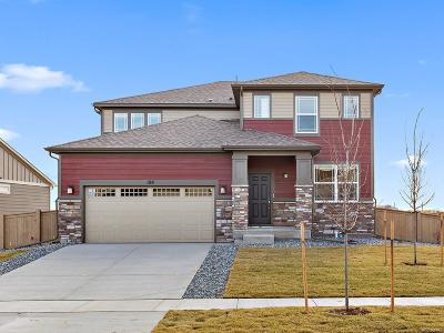 Longmont Single Family Home Active: 184 Western Sky Circle
