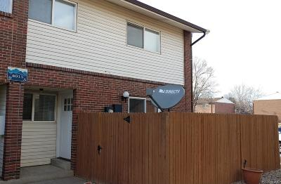 Westminster Condo/Townhouse Under Contract: 8015 Wolff Street #A