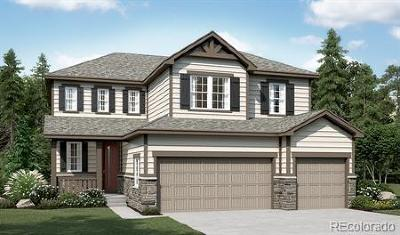 Fort Collins Single Family Home Active: 2508 Owl Creek Drive