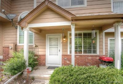 Littleton Condo/Townhouse Active: 6837 South Webster Street #C