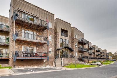 Denver Condo/Townhouse Active: 6000 West Floyd Avenue #113