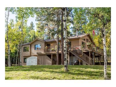 Park County Single Family Home Active: 902 Bluebird Lane