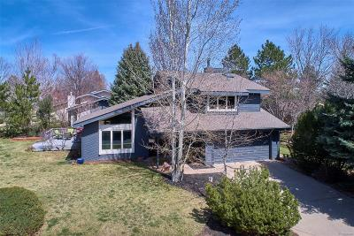 Boulder Single Family Home Active: 1999 Joslyn Place