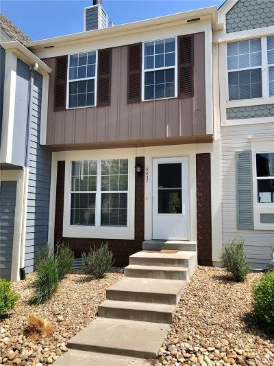 Jefferson County Condo/Townhouse Active: 9837 West Cornell Place