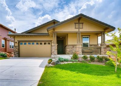 Douglas County Single Family Home Active: 10387 Sierra Ridge Lane