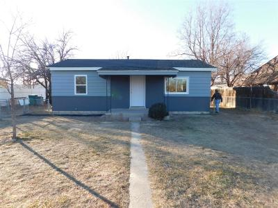Commerce City Single Family Home Under Contract: 5829 Olive Street