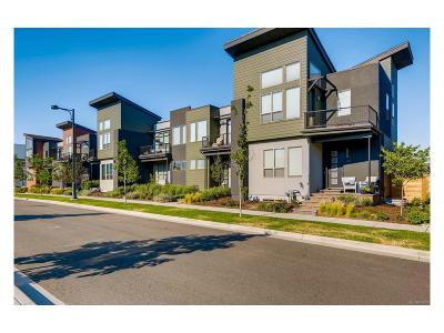 Denver Condo/Townhouse Active: 5050 Valentia Street #102