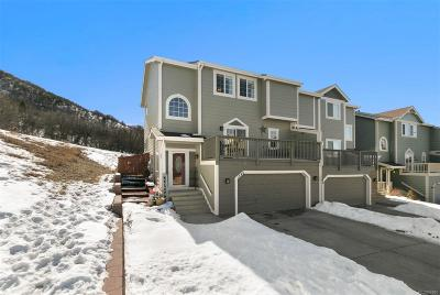 Castle Rock Condo/Townhouse Under Contract: 1540 Live Oak Road
