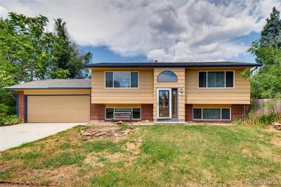 Boulder Single Family Home Active: 4627 Talbot Drive