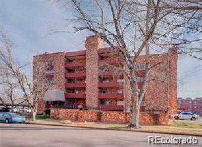 Denver Condo/Townhouse Active: 252 North Pennsylvania Street #307