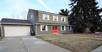 Single Family Home Active: 3660 South Hillcrest Drive