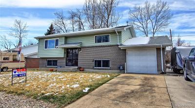 Northglenn Single Family Home Active: 11613 Marion Street
