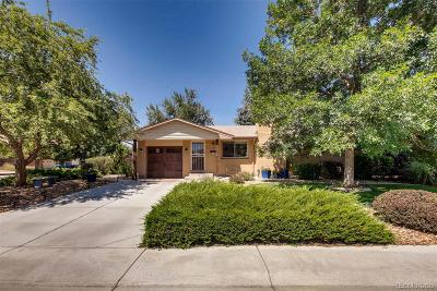 Denver Single Family Home Active: 3040 South Hobart Way