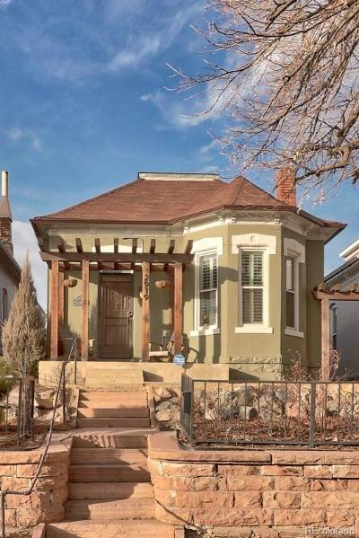 Denver Single Family Home Active: 2919 West 27th Avenue