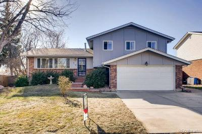 Single Family Home Active: 10958 West 59th Place