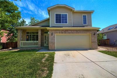 Denver Single Family Home Active: 4370 Danube Way
