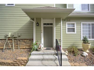 Highlands Ranch Condo/Townhouse Under Contract: 1309 Carlyle Park Circle