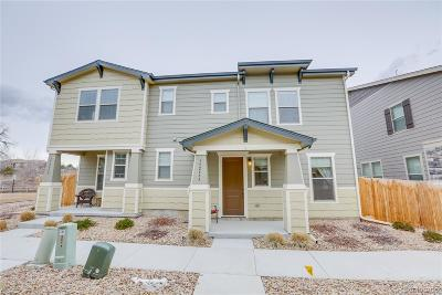 Arvada Condo/Townhouse Under Contract: 15266 West 70th Drive #A