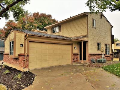 Thornton Condo/Townhouse Under Contract: 12779 Eudora Drive
