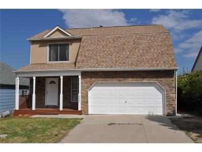 Littleton Single Family Home Under Contract: 9925 Fairwood Street