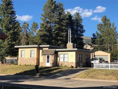 Leadville Single Family Home Active: 1701 Mount Wilson Drive