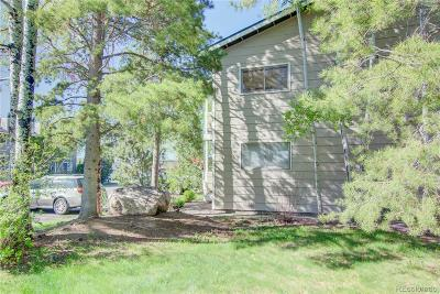 Steamboat Springs Condo/Townhouse Active: 1315 Sparta Plaza #8