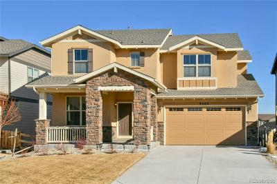 Arvada Single Family Home Active: 8682 Yule Street