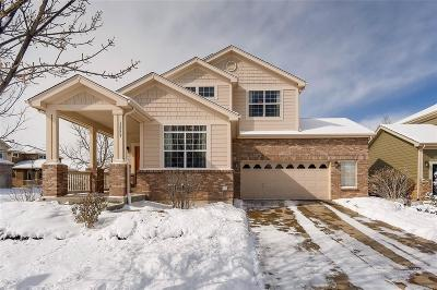 Broomfield Single Family Home Under Contract: 13229 Lost Lake Way
