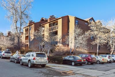 Boulder Condo/Townhouse Under Contract: 2805 Sundown Lane #110