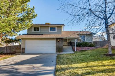 Westminster Single Family Home Under Contract: 10380 Moore Court
