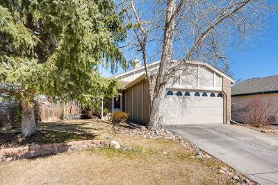 Littleton Single Family Home Under Contract: 9227 West Nichols Place