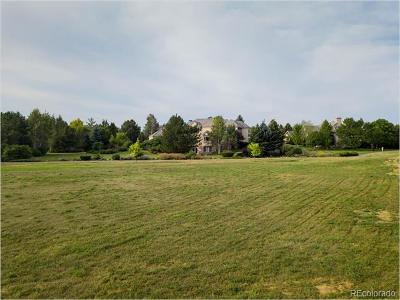 Arapahoe County Residential Lots & Land Active: 4540 Foxtail Circle