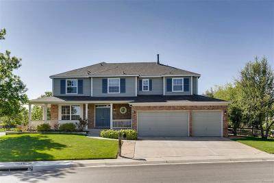 Aurora Single Family Home Under Contract: 18200 East Peakview Avenue