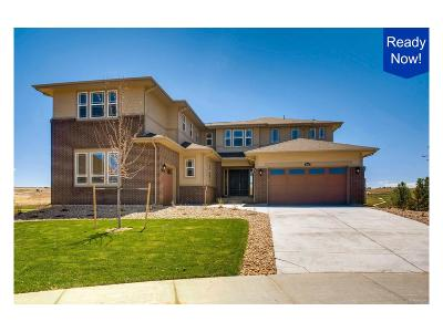 Aurora Single Family Home Under Contract: 8027 South Valleyhead Way