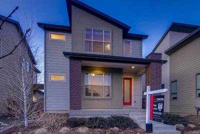 Denver Single Family Home Active: 1913 West 67th Avenue