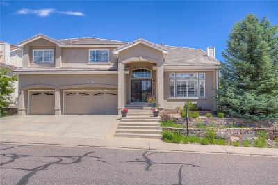 Highlands Ranch Single Family Home Active: 10077 Charissglen Lane