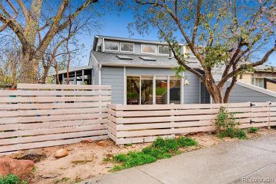 Boulder Condo/Townhouse Active: 2702 6th Street