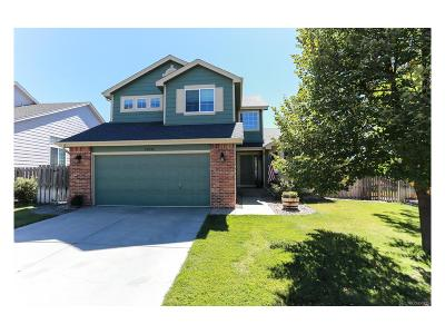 Arapahoe County Single Family Home Active: 21892 East Powers Drive