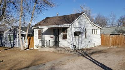 Englewood Single Family Home Under Contract: 3924 South Washington Street