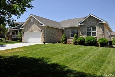 Greeley Single Family Home Active: 215 54 Avenue