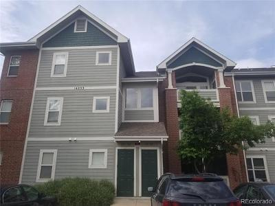 Aurora Condo/Townhouse Active: 14353 East 1st Drive #307
