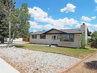 Buena Vista CO Single Family Home Under Contract: $285,000