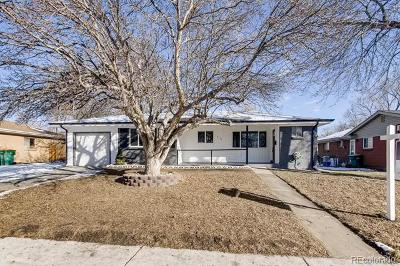 Arvada Single Family Home Active: 6140 Independence Street