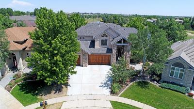 Broomfield County Single Family Home Active: 3981 Troon Circle