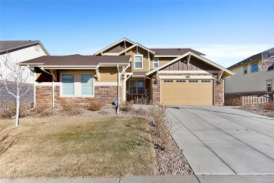 Aurora, Denver Single Family Home Active: 5950 South Little River Way