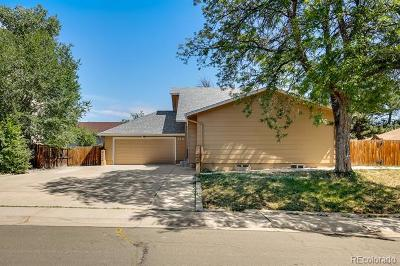 Arvada Single Family Home Active: 5711 West 72nd Drive